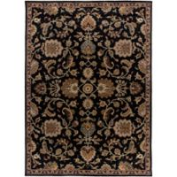 Artistic Weavers Middleton Mallie 7-Foot 6-Inch x 9-Foot 6-Inch Area Rug in Black