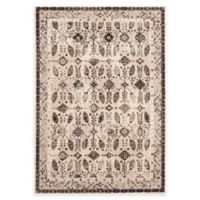Safavieh Serenity Collection Iris 8-Foot 6-Inch x 12-Foot Area Rug in Cream/Brown
