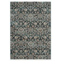Safavieh Serenity Viola 5-Foot 1-Inch x 7-Foot 6-Inch Area Rug in Turquoise/Cream