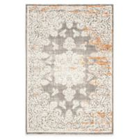 Safavieh Passion Cordelia 4-Foot x 5-Foot 7-Inch Area Rug in Grey/Ivory