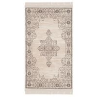 Safavieh Serenity Toby 2-Foot 3-Inch x 3-Foot 9-Inch Accent Rug in Cream/Gold