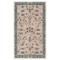 Safavieh Serenity Collection Licata 3-Foot 3-Inch x 5-Foot 3-Inch Area Rug in Beige/Blue