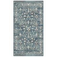 Safavieh Serenity Collection Licata 3-Foot 3-Inch x 5-Foot 3-Inch Area Rug in Blue/Ivory
