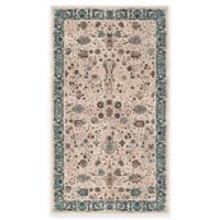 Safavieh Serenity Collection Licata 5-Foot 1-Inch x 7-Foot 6-Inch Area Rug in Beige/Blue