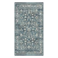 Safavieh Serenity Collection Licata 5-Foot 1-Inch x 7-Foot 6-Inch Area Rug in Blue/Ivory
