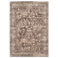 Safavieh Serenity Collection Licata 5-Foot 1-Inch x 7-Foot 6-Inch Area Rug in Brown/Cream