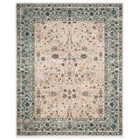 Safavieh Serenity Collection Licata 8-Foot 6-Inch x 12-Foot Area Rug in Beige/Blue