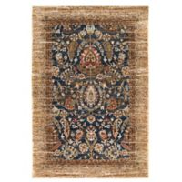 Karastan Spice Market Charax 5-Foot 3-Inch x 7-Foot 8-Inch Area Rug in Gold Multi