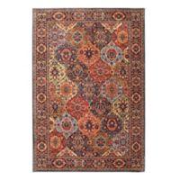 Karastan Spice Marker Levant 3-Foot 4-Inch x 5-Foot 4-Inch Multicolor Area Rug