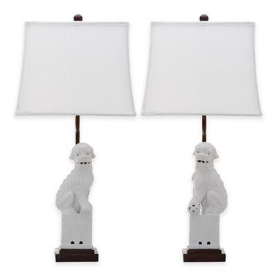 Safavieh Foo Dog Table Lamps (Set Of 2)