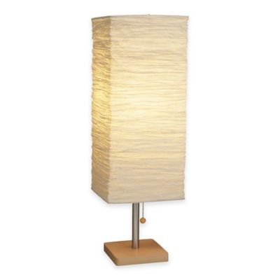 Adesso Dune Table Lamp - Buy Pull Chain Table Lamps From Bed Bath & Beyond