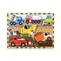 Melissa & Doug® Chunky Construction Puzzle