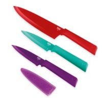 Kuhn Rikon Colori Plus Culinary 3-Piece Knife Set