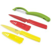 Kuhn Rikon Colori 3-Piece Essential Kitchen Tools Set