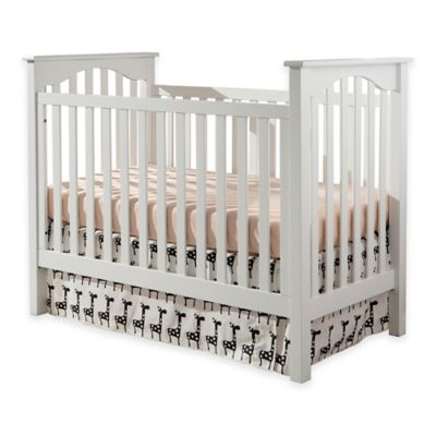 Buy Westwood Design Tribeca Cottage Crib In White From Bed