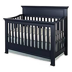 Westwood Design Wyatt Convertible Crib In Navy Buybuybaby