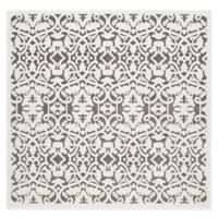 Safavieh Paradise Scroll 6-Foot Square Area Rug