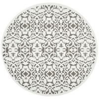 Safavieh Paradise Scroll 6-Foot Round Area Rug