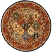 Artistic Weavers Buckingham Natalie 6-Foot Round Multicolor Area Rug