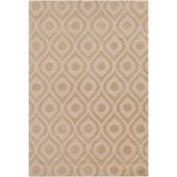 Artistic Weavers Central Park Zara 3-Foot x 5-Foot Area Rug in Beige