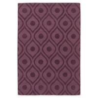 Artistic Weavers Central Park Zara 5-Foot x 7-Foot 6-Inch Area Rug in Purple
