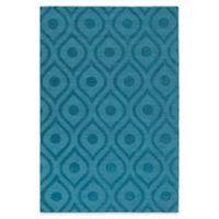 Artistic Weavers Central Park Zara 5-Foot x 7-Foot 6-Inch Area Rug in Teal