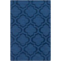 Artistic Weavers Central Park Kate 4-Foot x 6-Foot Area Rug in Navy