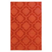 Artistic Weavers Central Park Kate 5-Foot x 7-Foot 6-Inch Area Rug in Orange