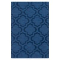 Artistic Weavers Central Park Kate 5-Foot x 7-Foot Area Rug in Navy