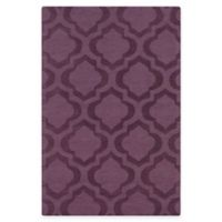 Artistic Weavers Central Park Kate 5-Foot x 7-Foot 6-Inch Area Rug in Purple