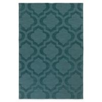 Artistic Weavers Central Park Kate 6-Foot x 9-Foot Area Rug in Teal