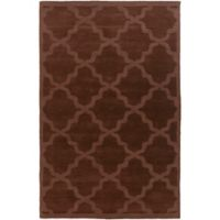 Artistic Weavers Central Park Abbey 3-Foot x 5-Foot Area Rug in Brown