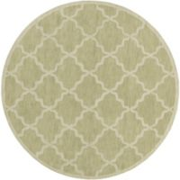 Artistic Weavers Central Park Abbey 7-Foot 9-Inch Round Area Rug in Sage