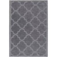 Artistic Weavers Central Park Abbey 9-Foot x 12-Foot Area Rug in Charcoal Grey