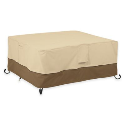 Awesome Classic Accessories® Veranda Patio Fire Pit Cover
