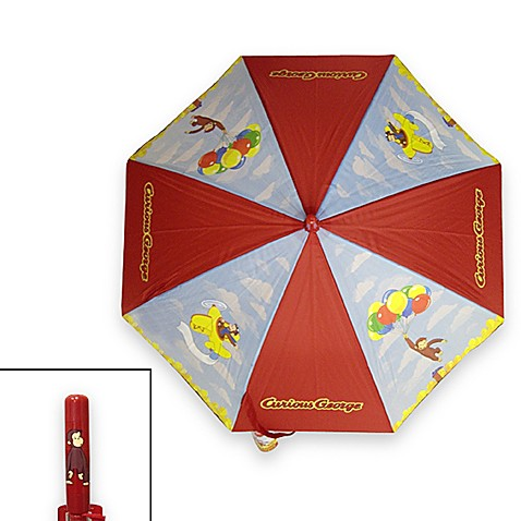 Curious George Umbrella. Curious George Umbrella   Bed Bath   Beyond