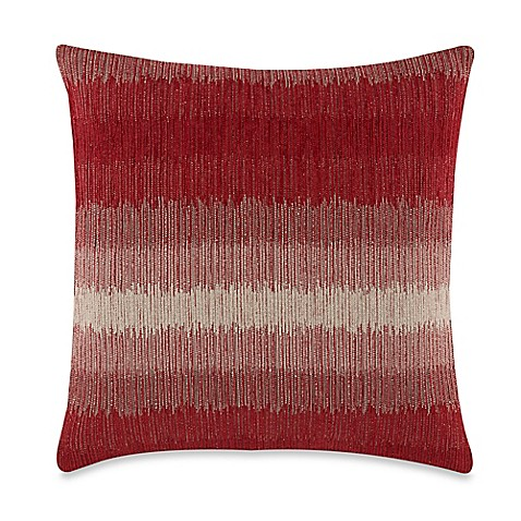 Waimar Red Square Throw Pillow - Bed Bath & Beyond