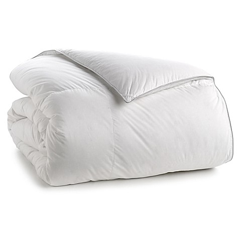 image of Wamsutta® Dream Zone® White Goose Down Comforter in White