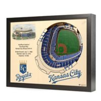 MLB Kansas City Royals Stadium Views Wall Art
