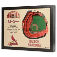 MLB St. Louis Cardinals Stadium Views Wall Art