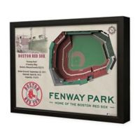 MLB Boston Red Sox Stadium Views Wall Art