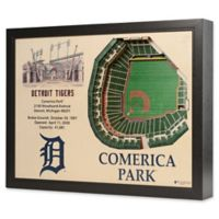 MLB Detroit Tigers Stadium Views Wall Art