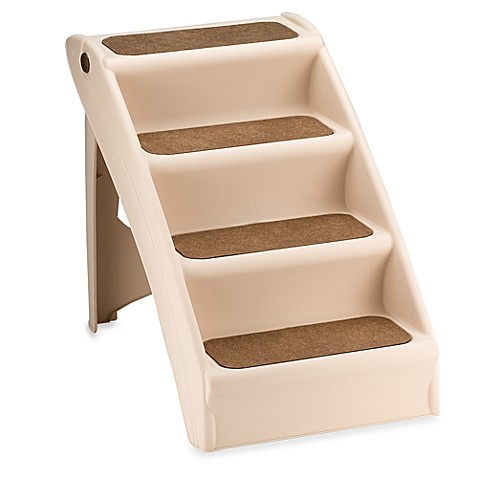 Pupstep Plus Dog Stairs Bed Bath Amp Beyond
