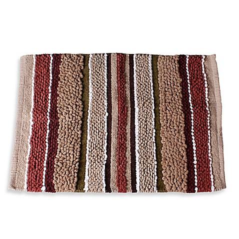 madison stripe bath rug bed bath beyond. Black Bedroom Furniture Sets. Home Design Ideas