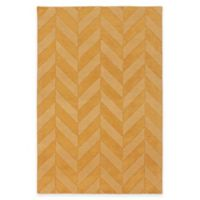 Artistic Weavers Central Park Carrie 5-Foot x 7-Foot 6-Inch Area Rug in Gold
