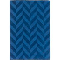 Artistic Weavers Central Park Carrie 6-Foot x 9-Foot Area Rug in Navy