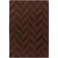 Artistic Weavers Central Park Carrie 6-Foot x 9-Foot Area Rug in Brown