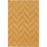 Artistic Weavers Central Park Carrie 8-Foot x 10-Foot Area Rug in Gold