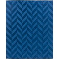 Artistic Weavers Central Park Carrie 8-Foot x 10-Foot Area Rug in Navy