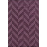 Artistic Weavers Central Park Carrie 8-Foot x 10-Foot Area Rug in Purple